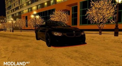 BMW M4 F82 Tuning (M4 GTS) [1.5.1], 3 photo